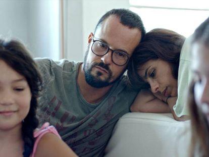 Fotograma de la película 'Como nuestros padres'