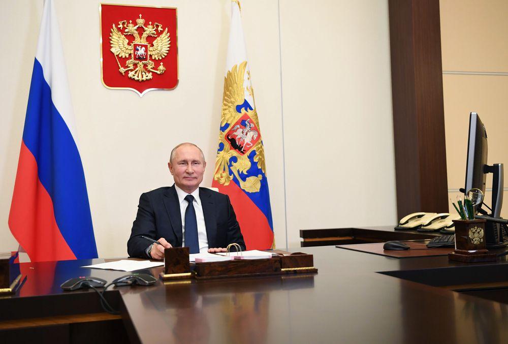 Putin fija para el 1 de julio la votación sobre la reforma que le permite perpetuarse en el poder