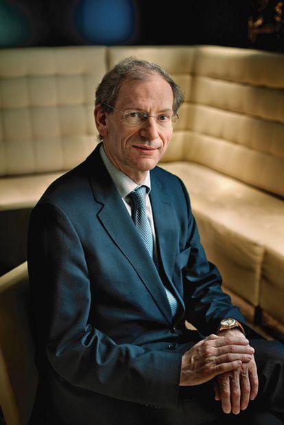 Clemens Hellsberg preside la orquesta Filarmónica de Viena desde 1997.