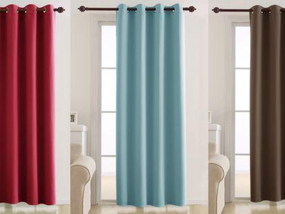 Rojo, azul cielo o marrón son algunos de los 24 tonos en los que se puede elegir