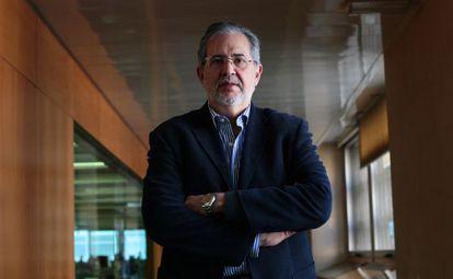 Miguel Henrique Otero, director del periodico El Nacional de Venezuela.