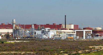 Instalaciones de Delphi en Puerto Real, en Cádiz.
