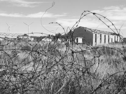 Antiguo campo de concentración de Rivesaltes en la localidad francesa de Perpiñán donde cerca de 60.000 españoles, judíos, gitanos y harkis estuvieron presos.