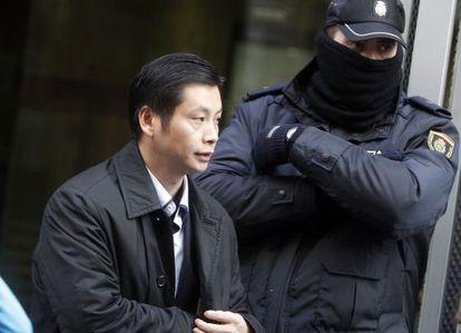 "Un directivo aceptó ""sobornos"" a cambio de gestionar transferencias de dinero para Gao Ping."
