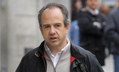 Arturo González Panero, exalcalde de Boadilla del Monte.