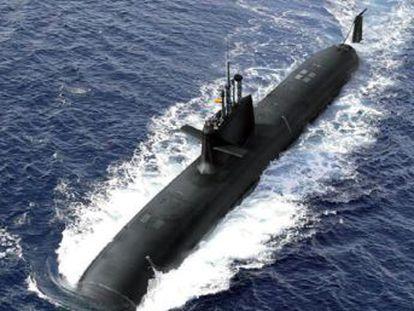 Defensa y Navantia pactan aumentar un 70% el presupuesto de los cuatro nuevos sumergibles hasta los 3.685 millones