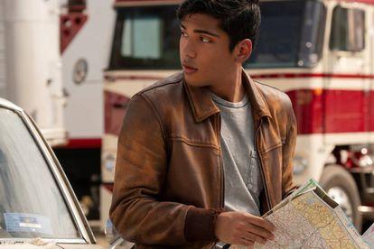 Michael Garza, como Ramón en 'Historias de miedo para contar en la oscuridad'.