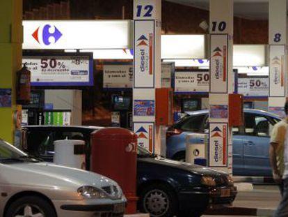 La mayor parte del precio del carburante son impuestos.
