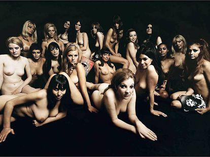 La incapacidad del redactor para ver cuerpos desnudos sin atorarse ha hecho que debamos escribir este pie de foto por él.