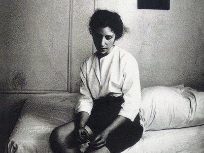 Una imagen de Diane di Prima.