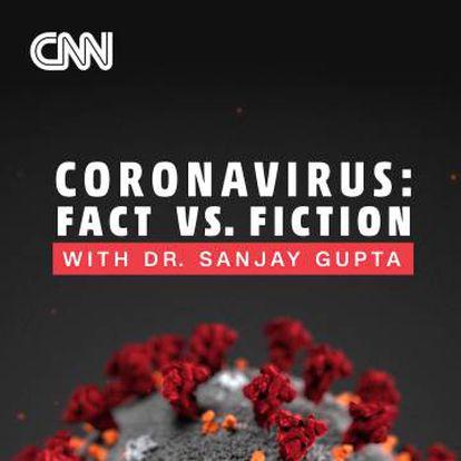 Podcast de la CNN con el Dr. Gupta.