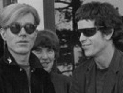 Una exposición en la Filarmónica de París describe la trayectoria del grupo fundado por Lou Reed y John Cale