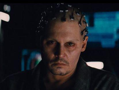 En 'Transcendence', Johnny Depp vive en un ordenador después de haber muerto. El concepto no es solo ciencia ficción