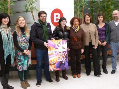 Elegido el cartel anunciador de los Carnavales de Bilbao