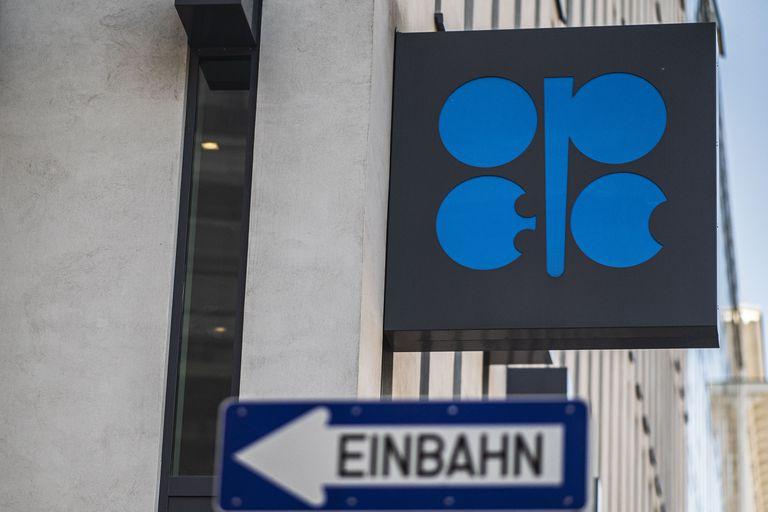 Vista de la sede de la OPEP, en Viena, este jueves.