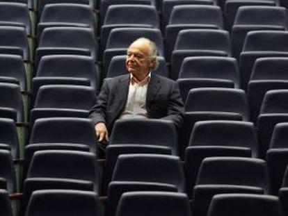 El director Lorin Maazel