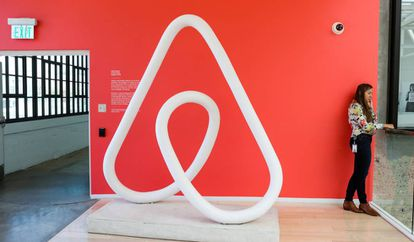 La sede central de Airbnb en California.