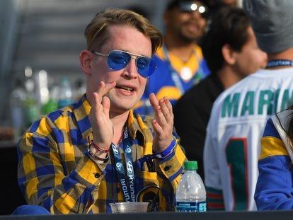 Macaulay Culkin, en Los Ángeles el pasado diciembre.