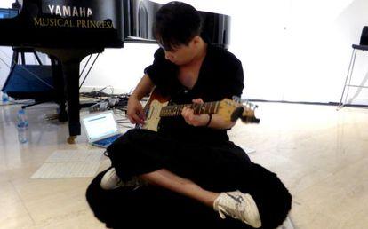Jung Jaeil, guitarrista y pianista de jazz coreano.