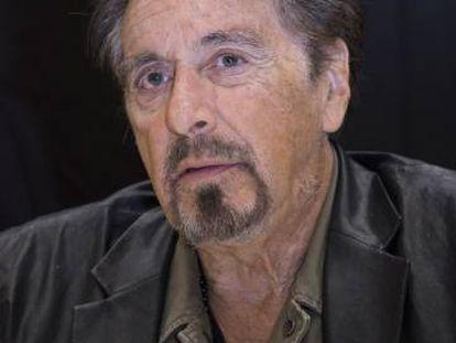 Al Pacino, en marzo en Los Ángeles.