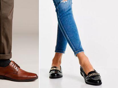Elegimos 10 zapatos para hombre y mujer perfectos para la oficina.