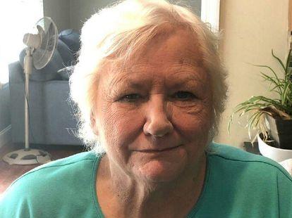 Lynda Terrel, voluntaria en el ensayo de la vacuna de la farmacéutica Moderna.