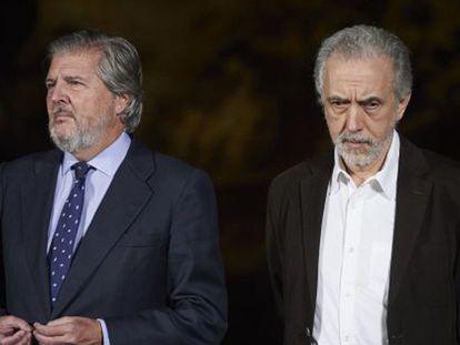 El ministro de Cultura cambia sus declaraciones tras oír a Trueba