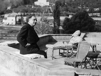 H. G. Wells en 1929