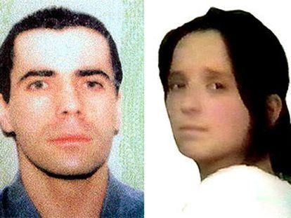 Ainhoa García Montero e Ibon Fernández Iradi.
