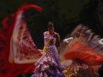 Sevilla 15/04/2021  El Ballet Nacional de España durante el ensayo general del programa Centenario Antonio Ruiz Soler. Antonio El Bailarín. foto. ALEJANDRO RUESGA