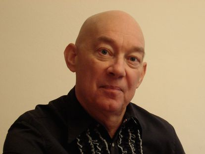 El historiador Paul Hammond.
