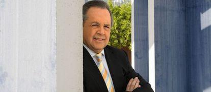 El expresidente de la sociedad de la Junta Invercaria Tomás Pérez-Sauquillo.