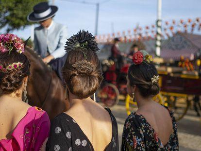 La Feria de Abril, en imágenes