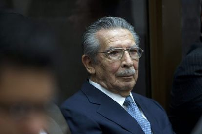José Efraín Ríos Montt.