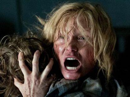 'Babadook' (2014), o cómo una madre y su hijo viven permanentemente atormentados.