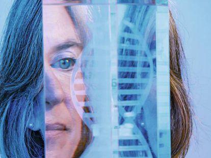 Jennifer Doudna, una de las pioneras del corta-pega genético.