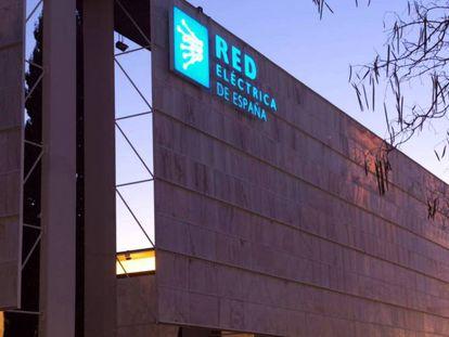 Una de las sedes de Red Eléctrica, en una imagen de archivo.
