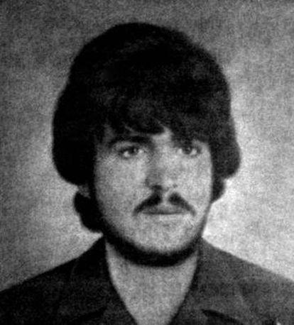 """Foto procedente del libro """"Morir Por Andalucia"""" (Equipo 4 de Diciembre, 1978) . Archivo de Manuel Tinoco y C&T Editores."""