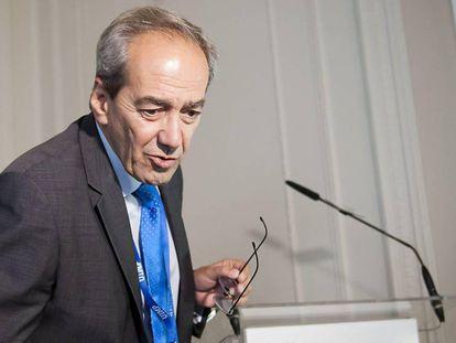 El consejero ejecutivo de BBVA, José Manuel González Páramo.