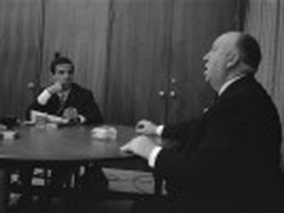 Un documental reconstruye el encuentro entre Alfred Hitchcock y François Truffaut en 1962