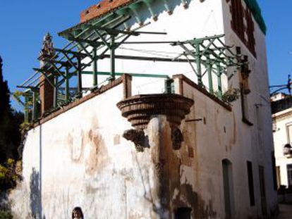 Cassa de Puig i Cadafalch en Argentona, Barcelona.