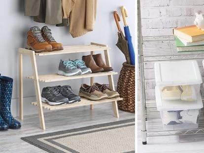 Organiza tu calzado de temporada con estos cinco artículos