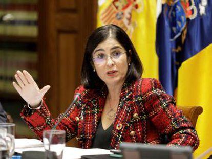 La nueva ministra de Política Territorial tendrá la obligación de acercar Madrid a Canarias, viaje que siempre es tan difícil para los que se sientan en los sillones de la administración de los territorios