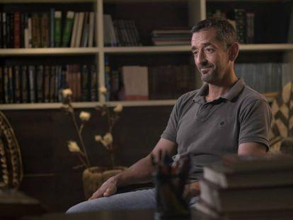 El cirujano Pedro Cavadas, en 'Día cero'.