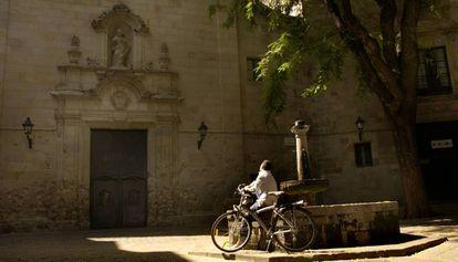 Iglesia de Sant Felip Neri, donde se celebraran los conciertos.
