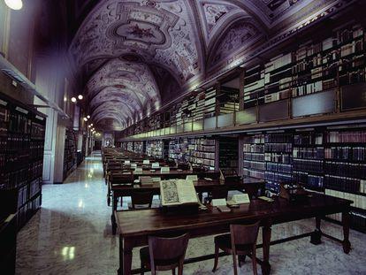 La Biblioteca del Vaticano inició un proceso de digitalización de 80.000 textos en 2014.