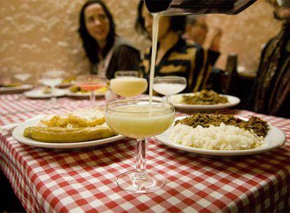 Los mejores daiquiris de Madrid se encuentran en el restaurante cubano Zara.
