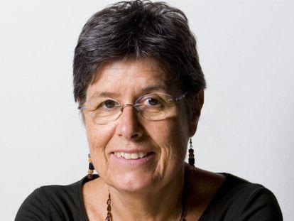 La periodista Rosa Maria Piñol.