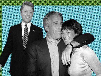 Bill Clinton ha reconocido que viajó al menos cuatro veces en el avión privado de Epstein, aunque niega saber nada de sus crímenes. También asegura que no ha mantenido relación alguna con Ghislaine Maxwell.