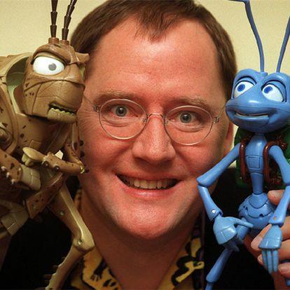 John Lasseter fundó Pixar en 1986.